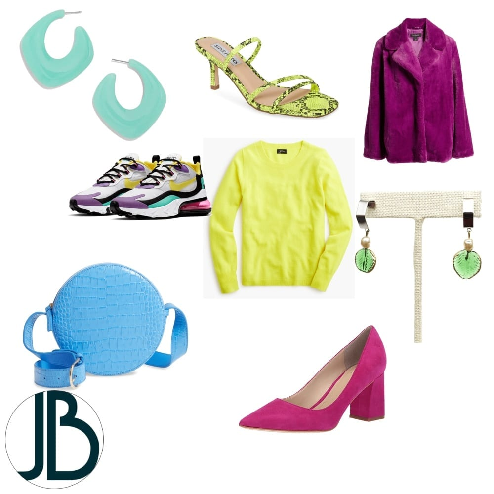 Jami Briggs Personal Stylist The bright side outfits