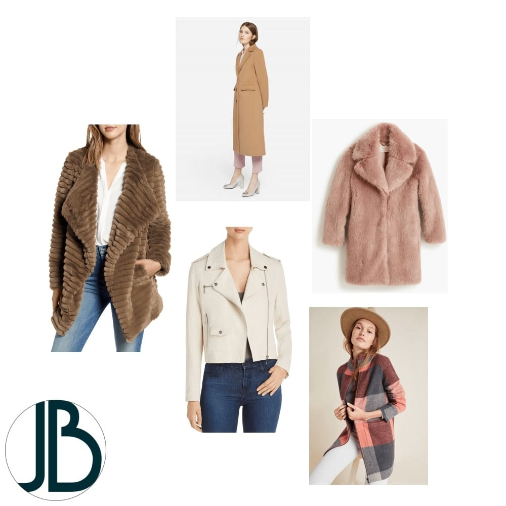 Jami Briggs Personal Stylist statement coats