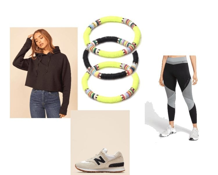 Jami Briggs Wardrobe Stylist Stylist Dayton Athletic+Springbreak+Look