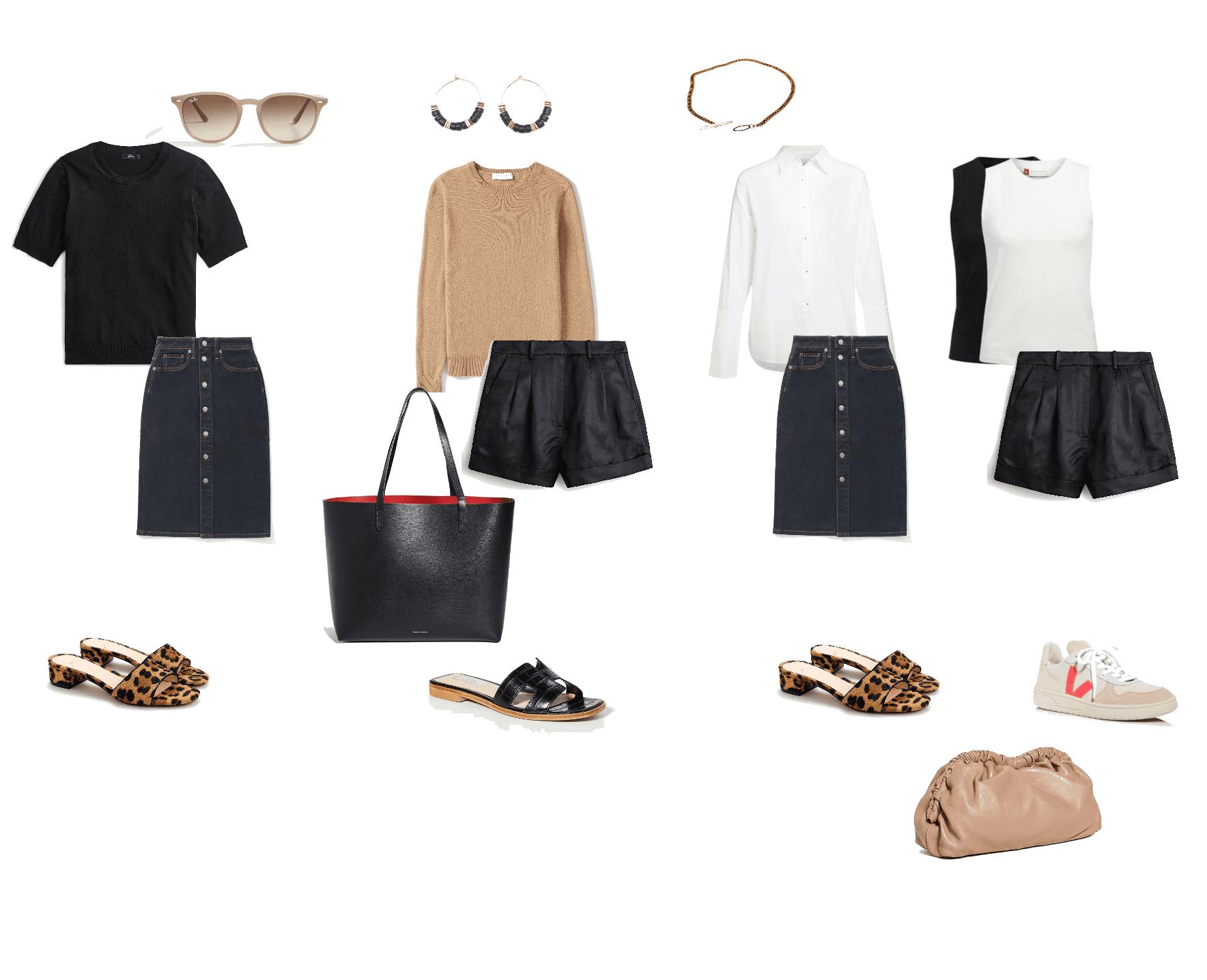 Jami Briggs Wardrobe Consultant Short & Skirt