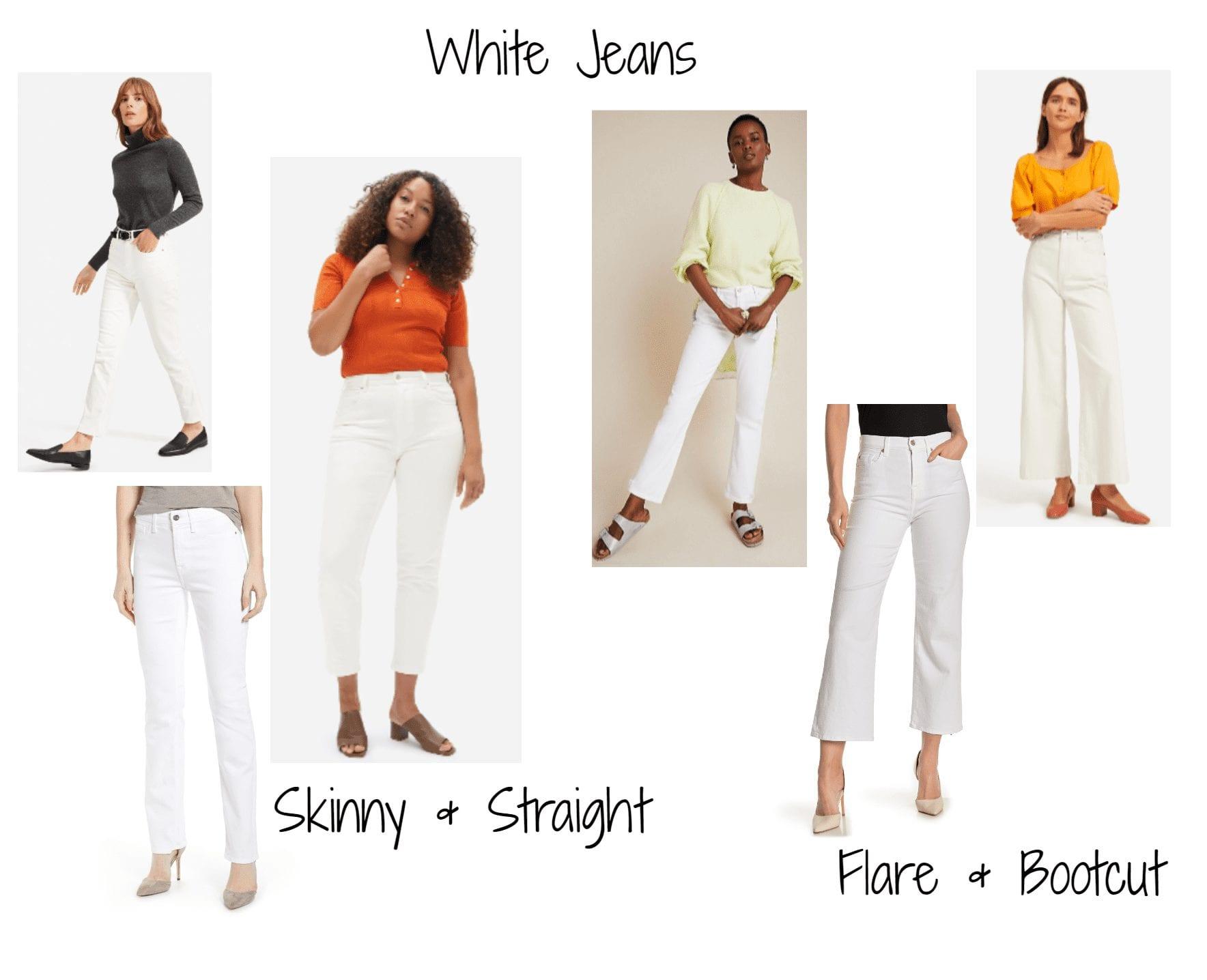 Jami Briggs Personal Stylist White Jeans